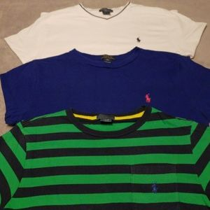 Sold Mint Condition Boys Polo Shirts